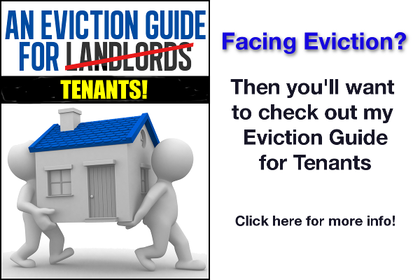 Info for Alberta Tenants About Eviction