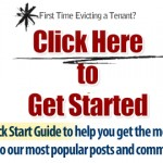 Quick Start Eviction Guide