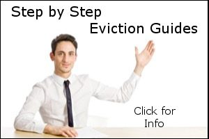 Eviction guides for landlords and tenants