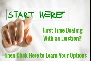 First Time Evicting a Tenant? Start Here